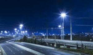 โคมไฟถนนLED 150w แสงขาวยี่ห้อFSL