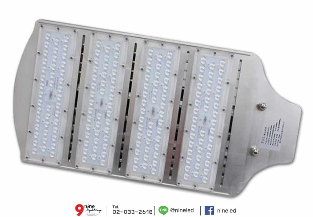 โคมไฟถนน LED Street Light 200w (วอร์มไวท์) FSL
