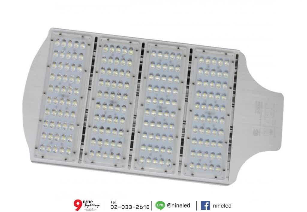 โคมไฟถนน LED Street Light 200w (วอร์มไวท์) IWACHI