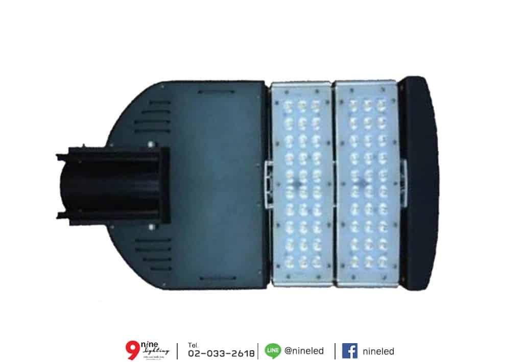 โคมไฟถนน LED 60w Module Series (คูลไวท์) GATA แผงหน้าโคม